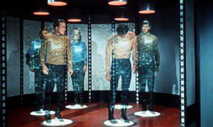 Kirk, Spock and crew get there fast in Star Trek